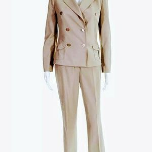 🌹🌹ESCADA🌹🌹2-PC. DOUBLE BREASTED PANT SUIT🌹🌹
